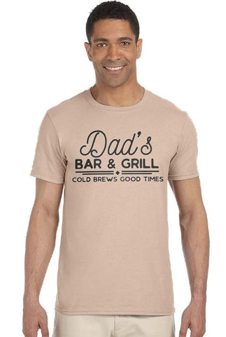 Image of Dad's Bar & Grill Tee