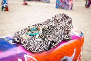 Wild Life: Cheetah Sneakers
