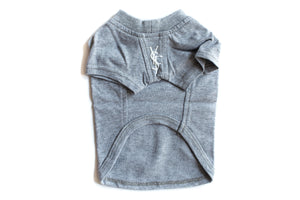 Yves Saint Furent Shirt: Grey