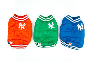 New York Bomber Jacket: Green