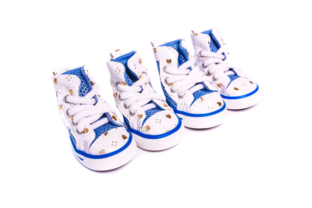 AirPup Sneakers: Blue