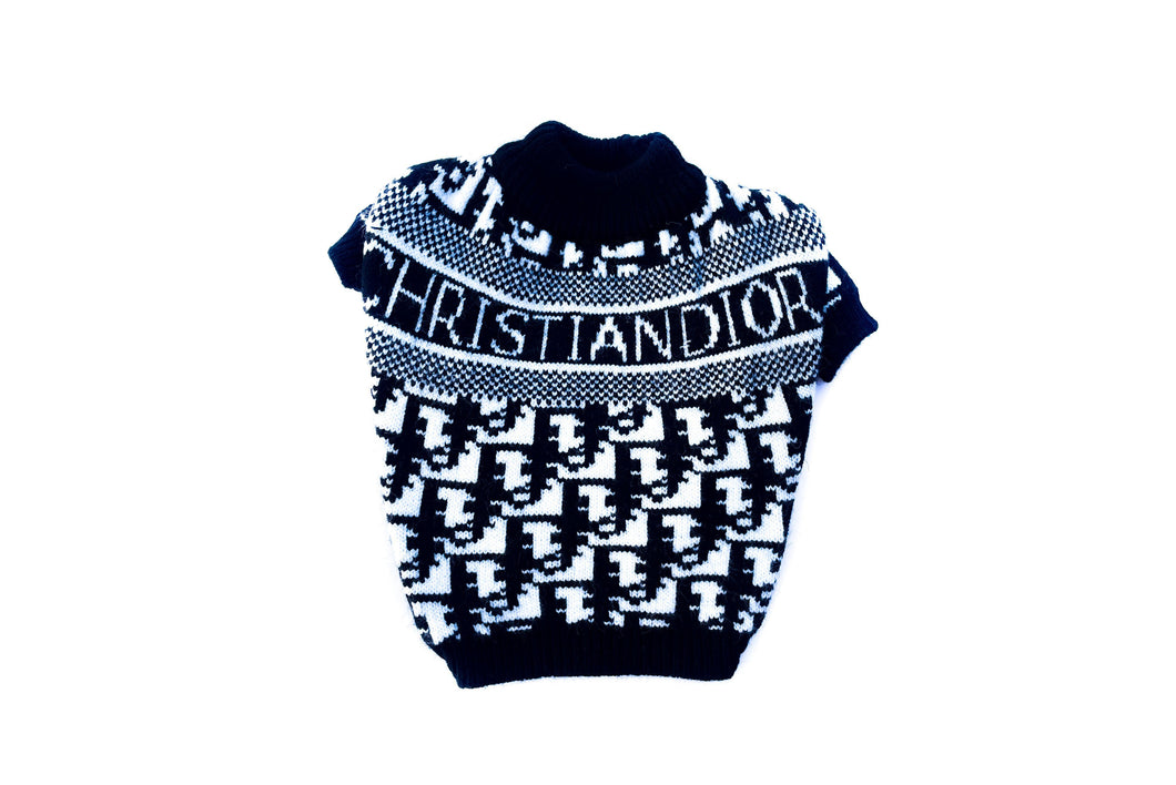 J'adore Sweater: Black