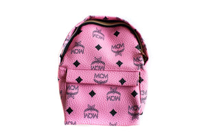 My Chic Mini Backpack: Pink