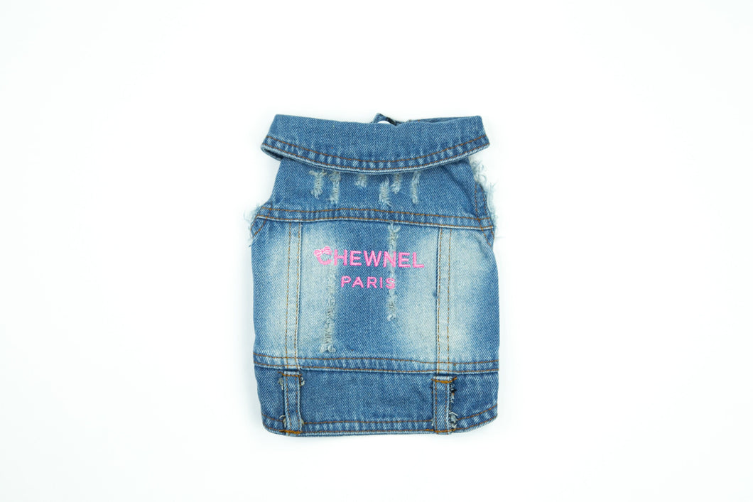 Chewnel Paris Denim Jacket