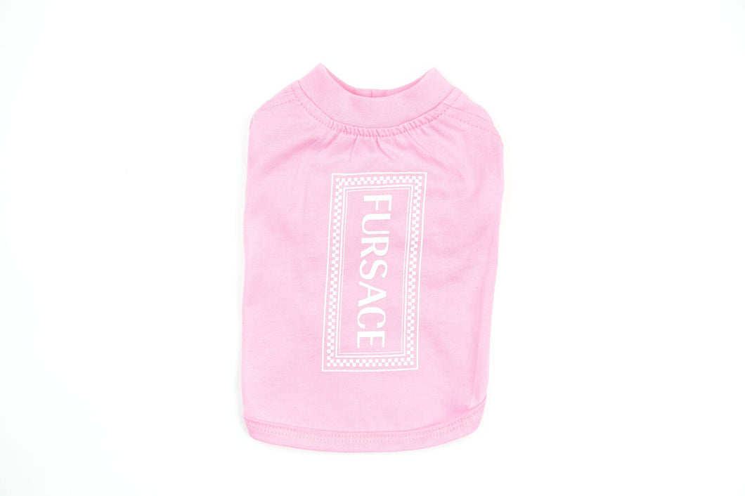 Fursace 90's Shirt: Light Pink