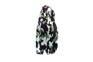Everest Camo Fleece Jacket
