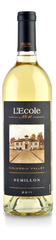 L'Ecole no 41  Columbia Valley  Semillon 2011