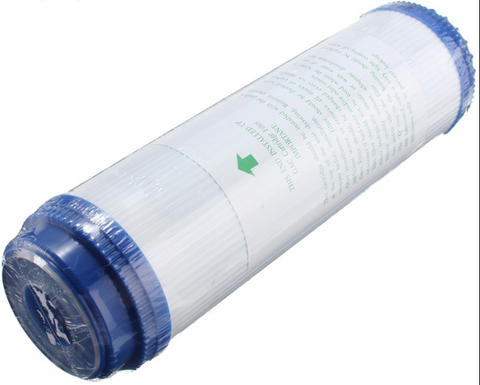 UDF Carbon Filter - GAC Replacement for RO/DI unit