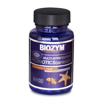 Biozym Multi-Nitrification Probotics Capsule Marine