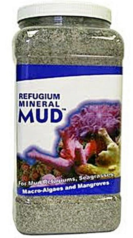 CaribSea Mineral Mud-Refugium Media 1 Gal
