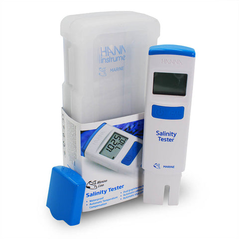 Hanna Salinity Tester Waterproof HI98319