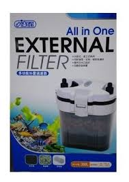 Ista All in one External Filter