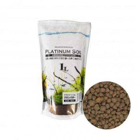 JUN Platinium Soil Brown Powder