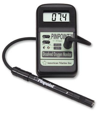 PINPOINT II DISSOLVED Oxygen Monitor