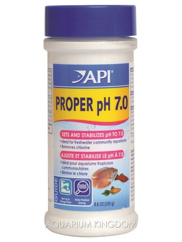 API Proper pH7.0 Powder Jar