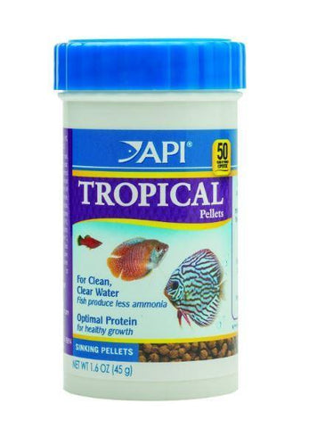 API Tropical Pellet 45g