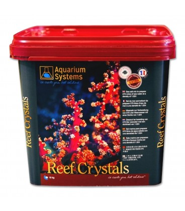 Aquarium Systems Sea Salt Reef Crystal 4kg/120l