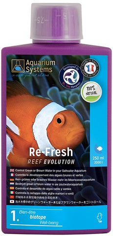 Aquarium Systems Re-Fresh 250ml