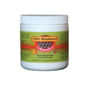 PURA NitrateLock Ion exchange resin 500ml Treats 50Gal (bag incl.)