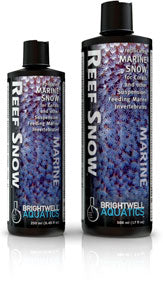 Brightwell Aquatics Reef Snow 250ml