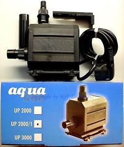 Aquabee UP2000 Universal centrifugal pump 2000l/h Hmax 1.6m 15 W