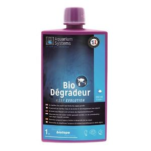 Aquarium Systems Reef Evolution Bio-Degradeur 250ml