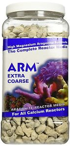 CaribSea ARM Reactor Media-Extra Coarse 1 Gal