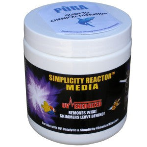 PURA Simplicity Reactor Chemical Media 16 fl. oz (single load)