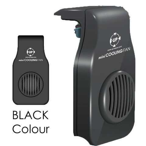 UP D-336-B USB Mini Cooling Fan Black