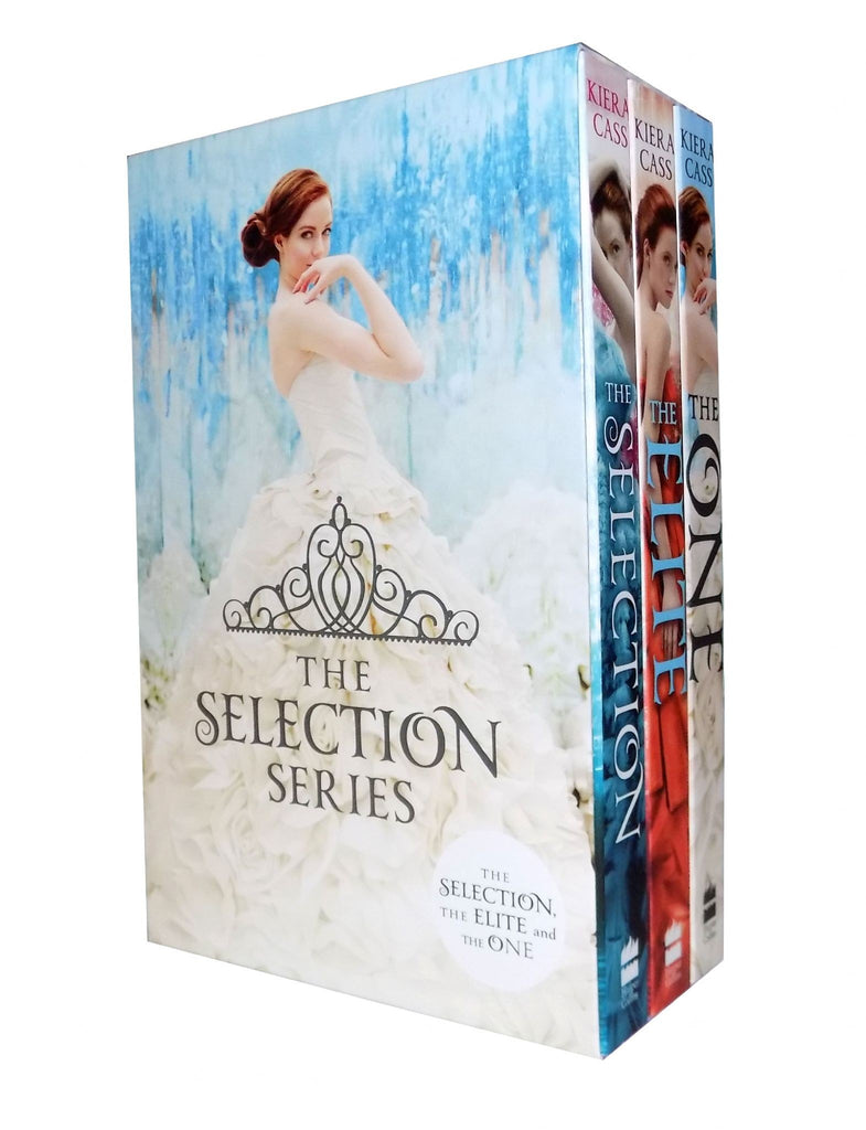 The Selection Series Boxed Set 1-3