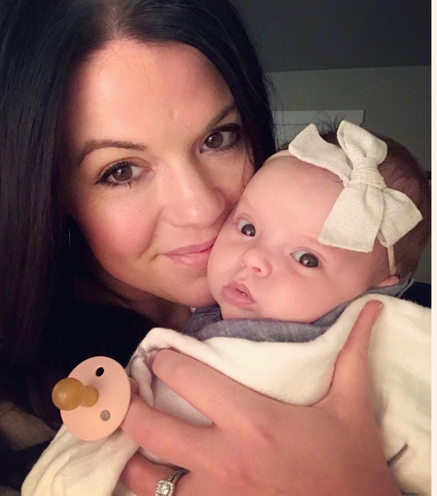 Michelle Lee's PCOS Story featured on top US infertility online community.