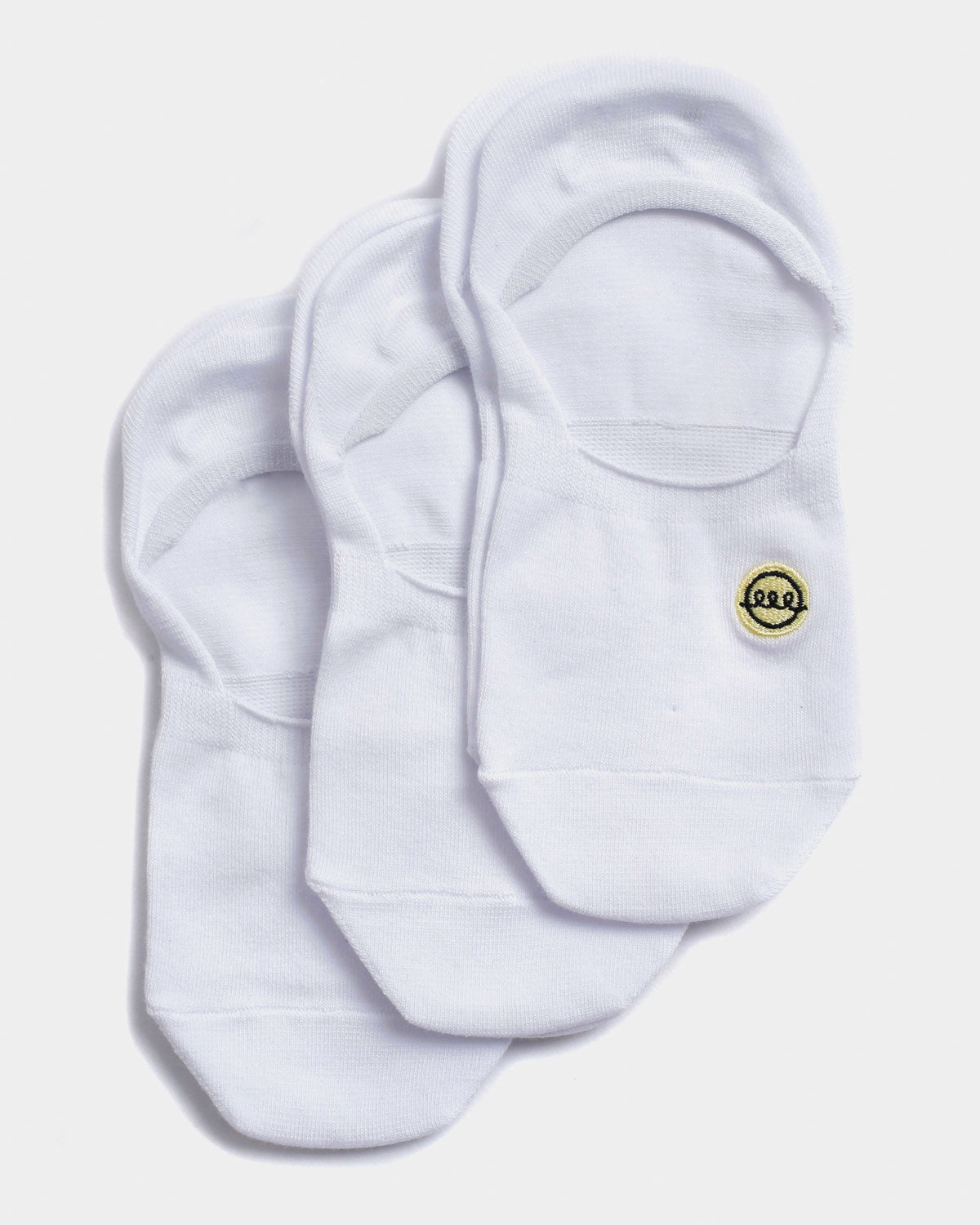 White No Show Sock Bundle
