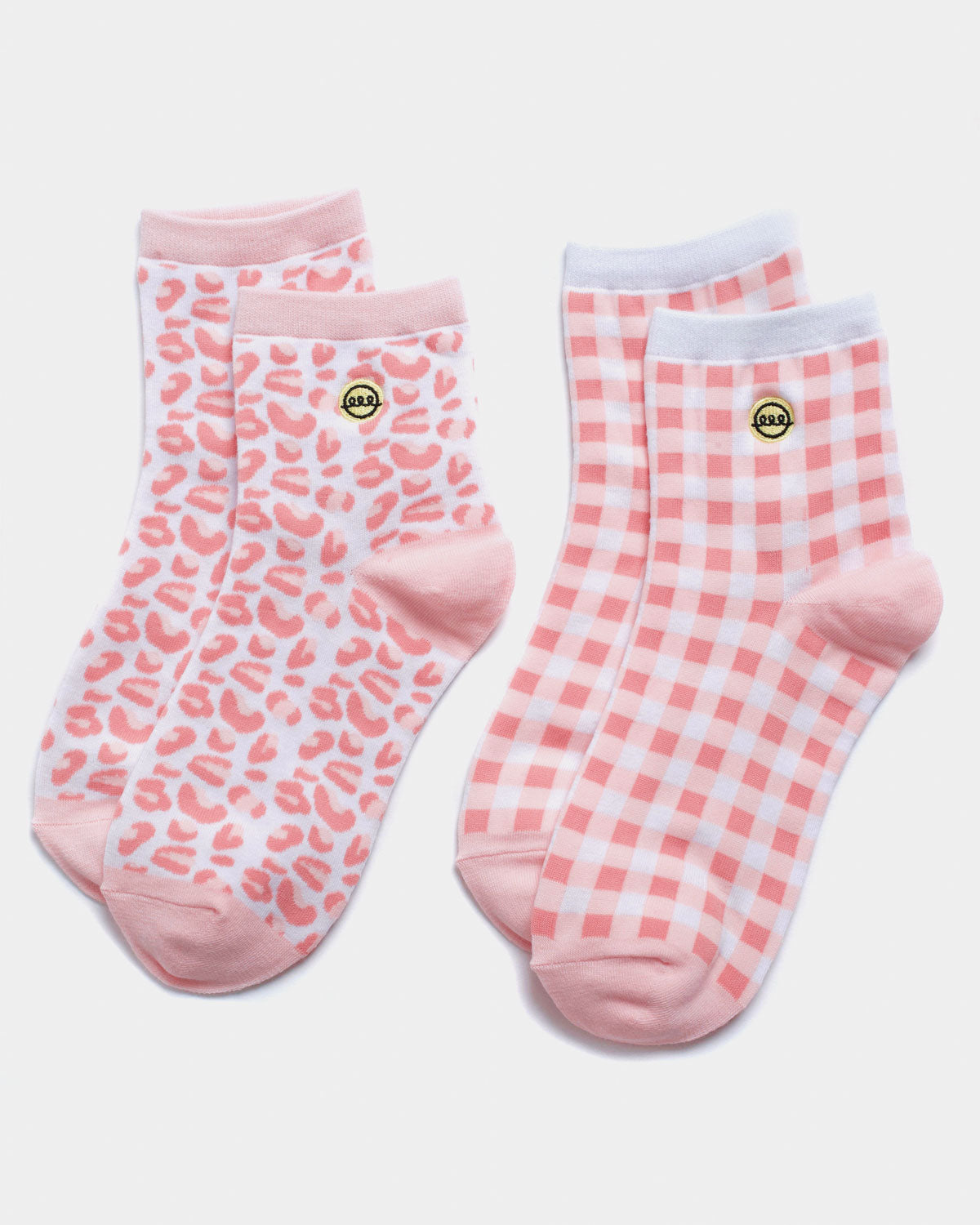 Pink Ankle Sock Bundle