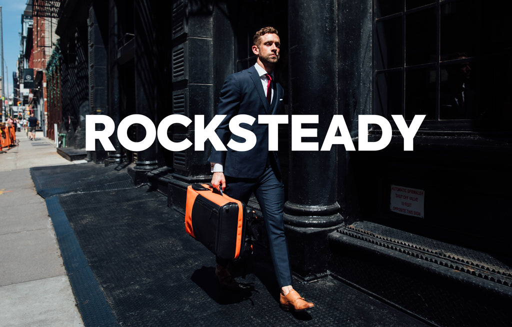 ROCKSTEADY Business Travel Packing Tips