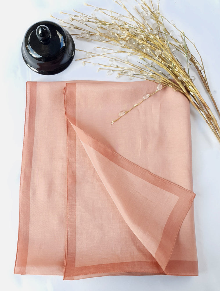 Turkish Cotton Sateen Scarfs