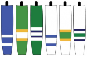 Home or Away Hockey Socks