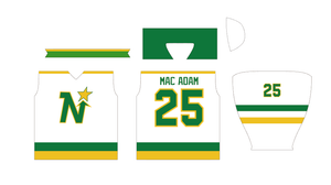 North Stars Away Jersey