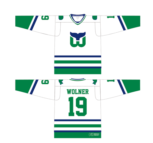Whalers Away Jersey
