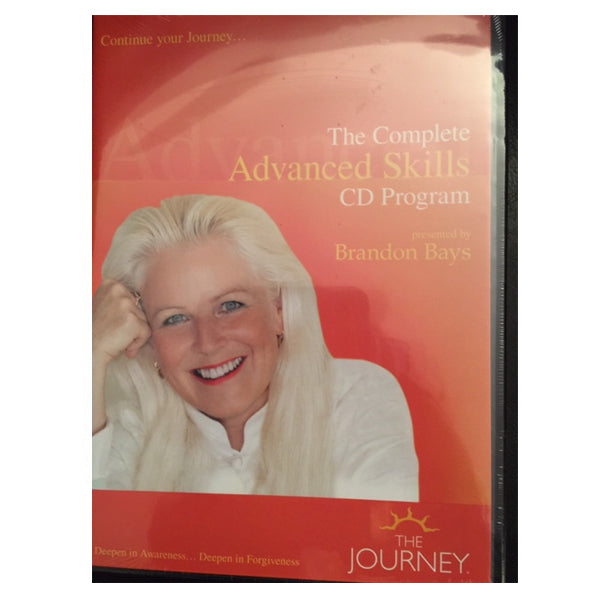 The Complete Advanced Skills CD Program Audio CD