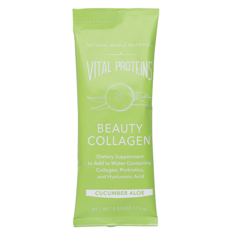 Vital Proteins Beauty Collagen (Cucumber Aloe) - 0.53 oz