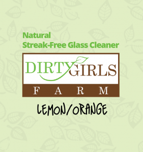 Streak Free Glass Cleaner - Lemon