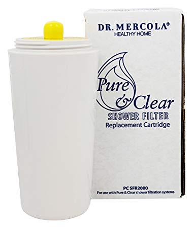 Pure & Clear Shower Filter Replacement Cartridge