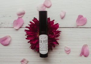 BOTANICAL MASCARA - Organic - Vegan - All Natural - Smudge Proof - Cruelty Free