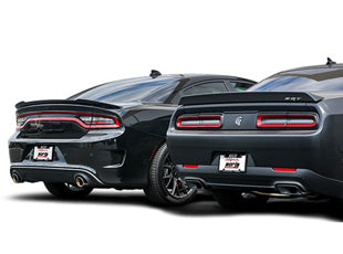 Borla Challenger SRT Hellcat 2015-2020 Cat-Back™ Exhaust ATAK® part # 140648 (Exhaust Valve Simulators)