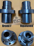 Ripatuned Balanced Supercharger Hub Assembly