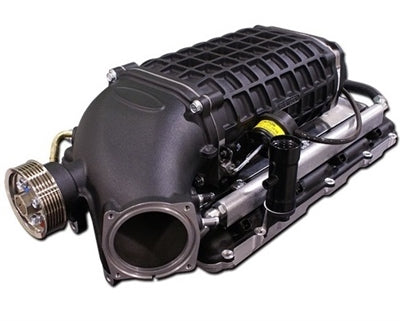 MAGNUSON DODGE CHALLENGER SRT8 6.4L V8 HEMI SUPERCHARGER SYSTEM (NO CALIBRATION)