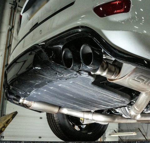 Stainless Works 2018+ Jeep TrackHawk Catback Exhaust pn: sswJEEP1862CB-S