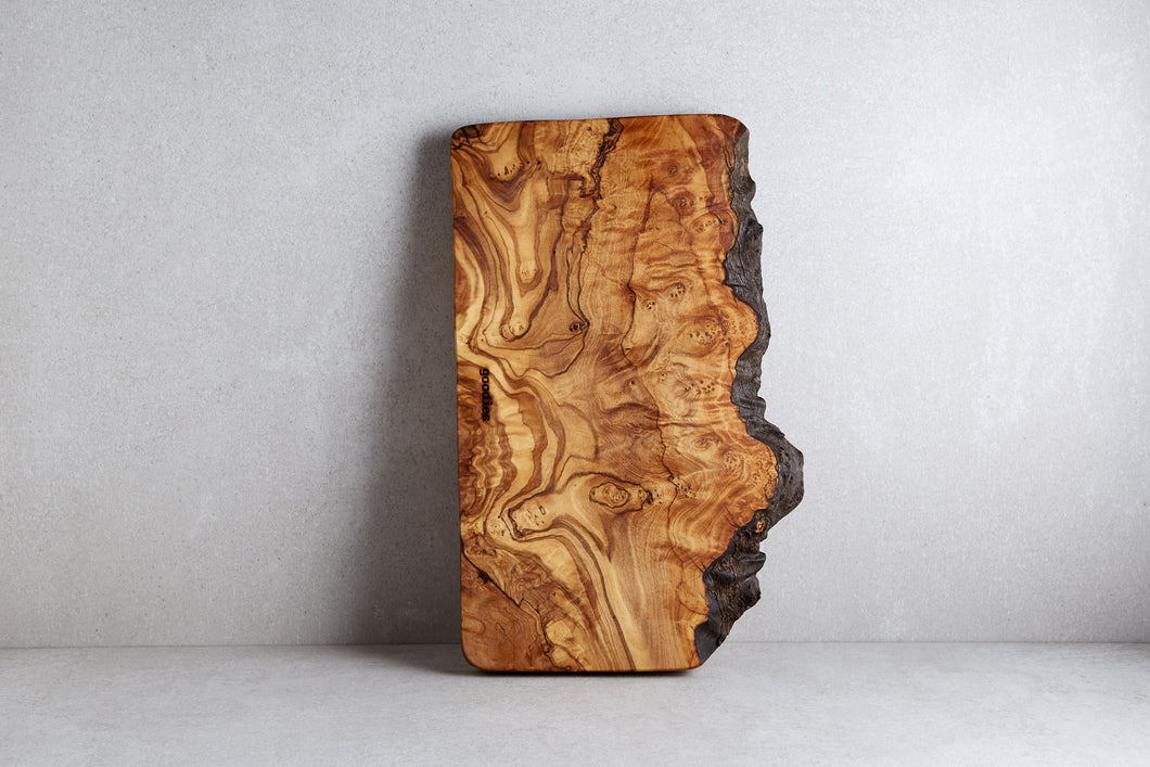 Olivewood Rustic Cheese Board