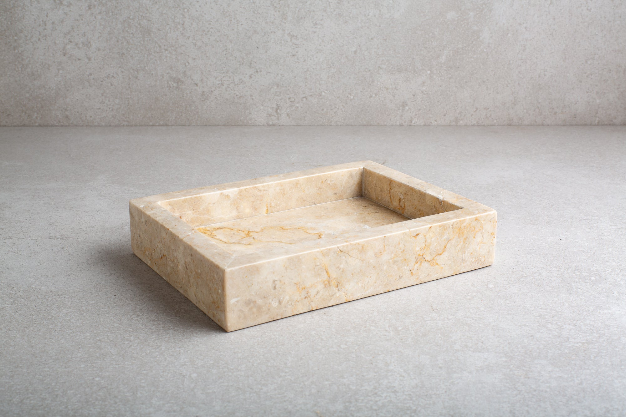 *PRE-ORDER* Marble Catchall (Cream) [October Delivery]
