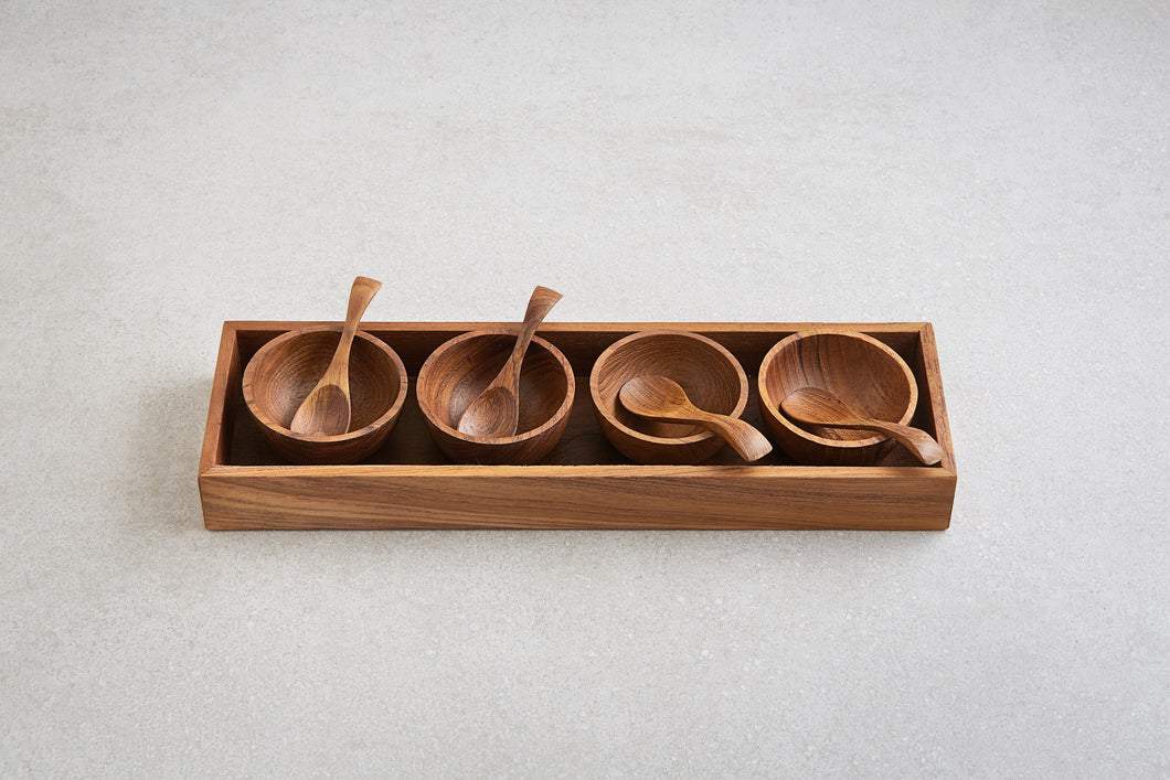 Spice Serving Set